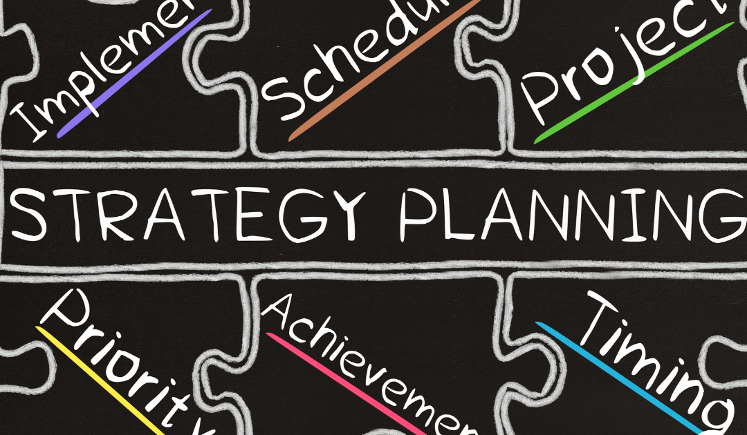 Why You Need A Strategic Plan For Your Start-up