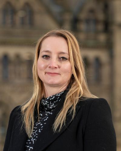Michelle Davis - 10x10 Business Services - Business Development Manager